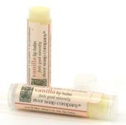 Vanilla Lip Balm -No Petroleum, Paba, Parabens nor Animal Products