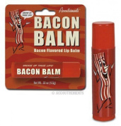Bacon Flavoured Chap Stick Lip Balm