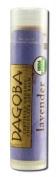 Dagoba Lavender USDA Certified Organic Lip Balm by Eco Lips