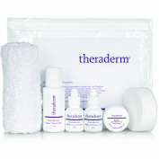 Theraderm Skin Renewal Travel System with Peptide Hydrator