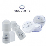 Relumins Advance White Intimate Set- Whitening Deodorant Roll-on & Whitening Intimate Cream