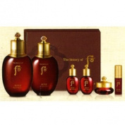 Korean Cosmetics, LG The History of Whoo Jinyulhyang Jinyul Basic 2 Piece Special Set