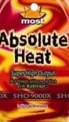 Most Absolute Heat Tanning Lotion Packet