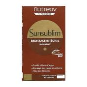 Nutreov Sunsublim Integral Moisturising Tanning 30 Gel-Caps