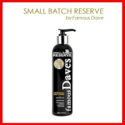 Famous Dave's Small Batch Reserve Paraben Free self tanner! 240ml Professional Tanning Lotion