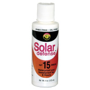 Body Therapeutics Solar Defence Sunblock - 120ml SPF 15