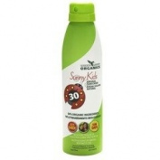 Goddess Garden Kid's Continuous Spray Natural Sunscreen, 180ml
