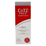 CoTZ Face Sunscreen for Lighter Skin Tones, SPF 40 45ml