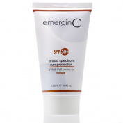 emerginC Broad Spectrum Tinted Sun Protector SPF 30+ Sunscreens
