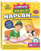 NAPLAN*-style Complete Year 7 Workbook and Tests