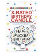 Happy Fucking Birthday Candle - EDO-6564-9