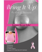 Waterproof Bring it Up Plus Size Breast Lifts - D Cup & Larger Pack of 3