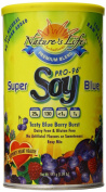 Nature's Life Super Blue Soy Powder Blue Berry