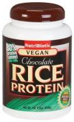 Nutribiotic - Rice Protein Chocolate, 1 lb 200ml
