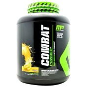 Muscle Pharm Combat Powder Advanced Time Release Protein, Banana Cream 1.8kg