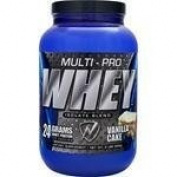 New Whey Nutrition Multi-Pro Whey Isolate Blend Vanilla Cake 0.9kg