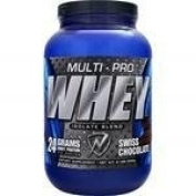New Whey Nutrition Multi-Pro Whey Isolate Blend Swiss Chocolate 0.9kg