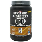 CytoSport Muscle Milk Pro Series 50 Knockout Chocolate -- 2.54 lbs