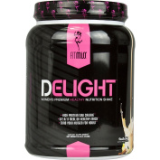 FitMiss Delight Women's Premium Healthy Nutrition Shake Vanilla Chai -- 1.13 lbs
