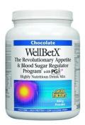 Natural factors wellbetx« shake chocolate 1.9 lb