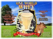 Synergistic Nutrition One World Whey Chocolate