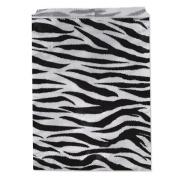 Gift Bags Zebra Print 28cm x 22cm
