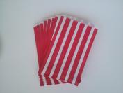 Vertical Stripe Paper Bag | 20ct