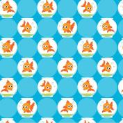Goldfish Gift Wrap