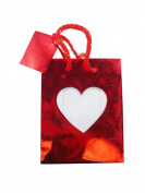 4 Piece Mini Size Valentines Day Gift Bags - Mini Size Gift Bags