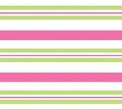 Sweet Stripes Pink & Green (60cm w X 250cm l) Cellophane Roll