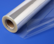 10m x 80cm Roll Clear Cellophane Wrap. Florist Quality Cello Bouquet / Gift /...