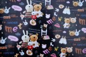 "Gift Wrapping Paper - ""Friendship"" Rabbits"