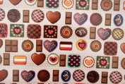 "Gift Wrapping Paper - ""I Love You"" Hearts"