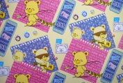 "Gift Wrapping Paper - ""Just for You"" Bears"