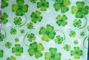 Gift Wrapping Paper - Green Leaf