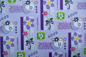 Gift Wrapping Paper - Hearts and Flowers