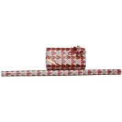 Red & Pink Hearts 12 sq ft. Wrapping Paper Rolls - Sold individually