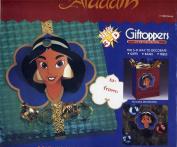 Cleo Disney Aladdin 3-D Gift Decoration