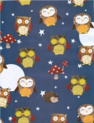 Owl Gift Wrapping Paper