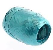 Teal Ribbon Egg 75'