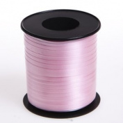 100 yds Pastel Pink Curling Ribbon