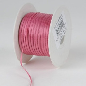 Colonial Rose Satin Ribbon 0.2cm 100 Yards