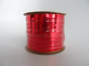 Red Foil Curling Ribbon 100 ft