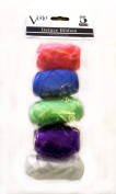 5 Pack Coloured Curling Ribbon