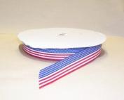 Flag Ribbon - 2.2cm - 50 yds