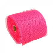 Rosallini Flower Gift Wrapper Mesh Nylon Fabric Wrap Wrapping Roll