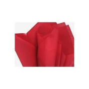 Red Tissue Wrapping Pk 10 Size 50cm x70cm