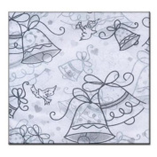 Wedding Bells tissue paper (6)