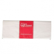 Gift Wrap Bag Tissue Paper White 40 Sheets 50cm X 50cm
