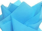 Tissue Paper TURQUOISE ~ FOR CRAFTS & GIFT BAGS